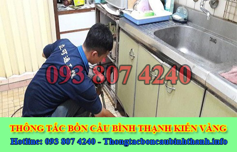 Bảng Giá Dịch Vụ Thông Cầu Cống Nghẹt Quận Bình Tân 0938074240