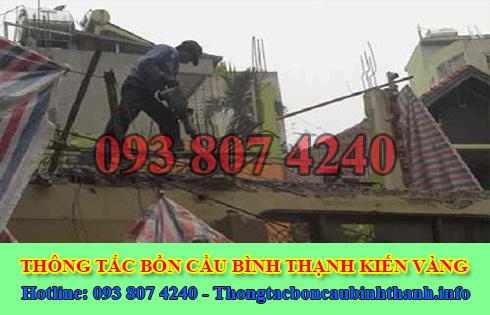 Thu mua xác nhà kho xưởng cũ Quận Bình Thạnh 0938074240